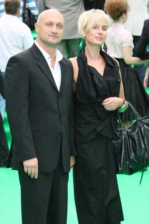 Гоша Куценко с супругой Ириной