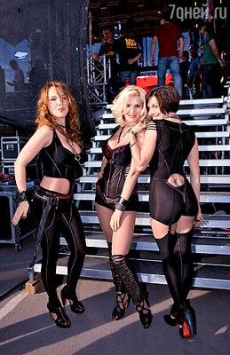 Самая популярная группа-2009 «ВИА Гра» на концерте в «Лужниках»