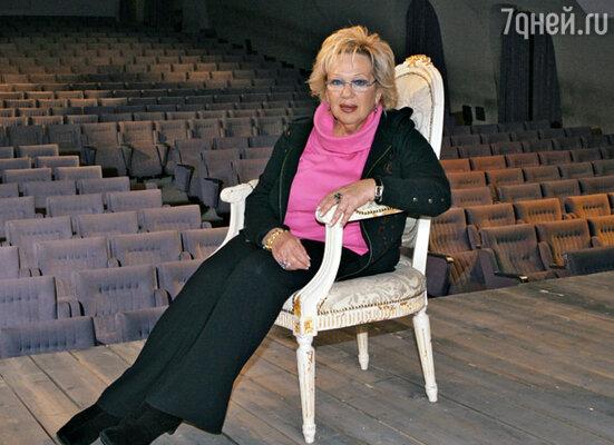 «О Нине Дорошиной можно сказать только одно: она абсолютно неповторимая и уникальная в своем таланте», — говорит Галина Волчек