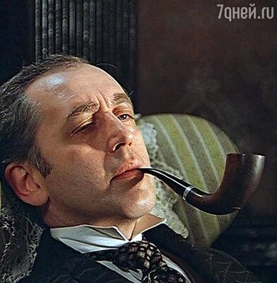 Кадр из фильма «Приключения Шерлока Холмса и доктора Ватсона»