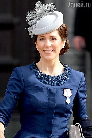 Датская принцесса Мэри