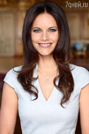 Шведская принцесса София