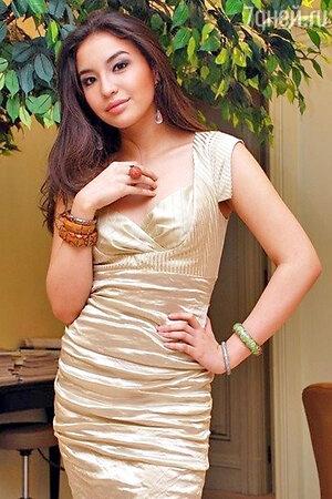 Малайзийская принцесса Манохара