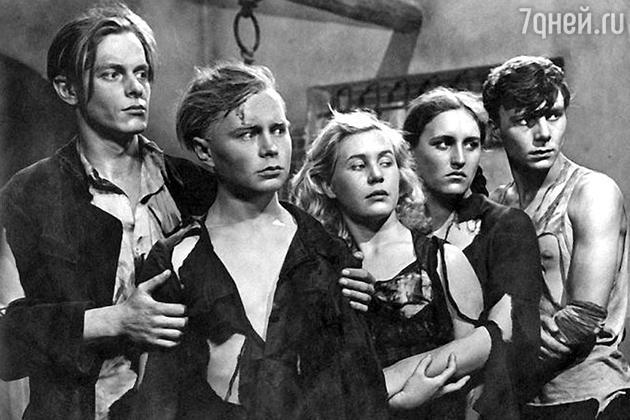 Картина Герасимова открыла советскому кинематографу целую плеяду талантливых актеров