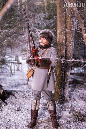 Виктор Вержбицкий в комедии «Ёлки 1914»