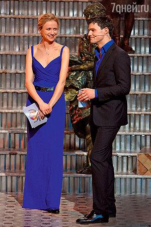 Данила Козловский с Марией Мироновой