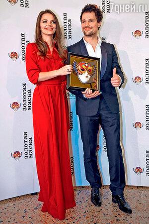 Данила Козловский с Елизаветой Боярской