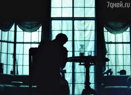 Спектакль «Нежданный гость» в Театре на Малой Бронной