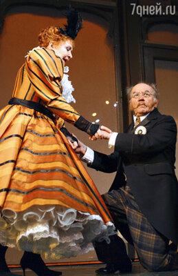 Спектакль «Кавалер роз» в Театре на Малой Бронной