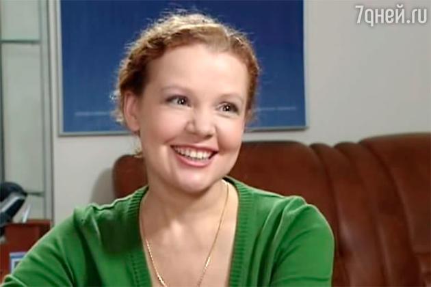 Татьяна Абрамова в сериале «Всегда говори «всегда»-3»