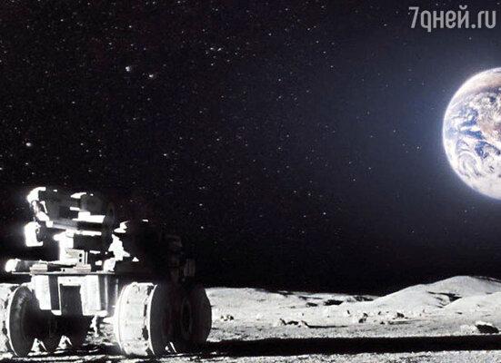 Кадр фильма «Луна 2112»