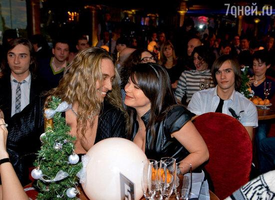 Сергей Глушко и Наташа Королева на шутки Воли не в обиде
