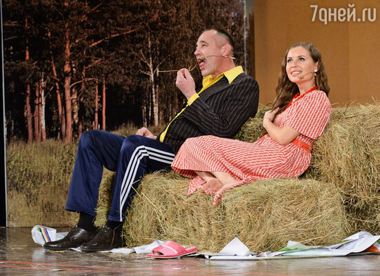 Юлия Михалкова и Дмитрий Соколов