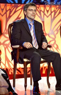 Член жюри - Дмитрий Богачев