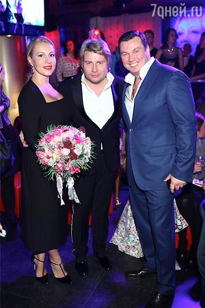 Екатерина Одинцова и Николай Басков