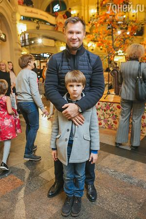 Алексей Немов, Дмитрий Немов
