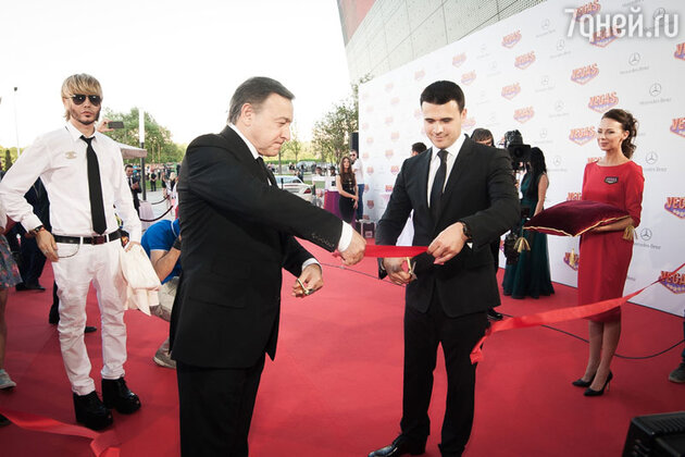 Открытие торгово-развлекательного комплекса VEGAS Крокус Сити