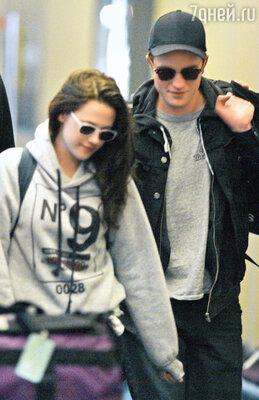 Только недавно пресс-агенты актеров наконец официально подтвердили, что Кристен и Роберта связывают совсем не платонические отношения