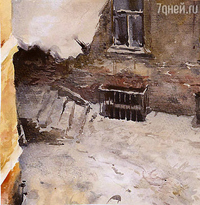 Выставка Николая Гришина (1921-1985) «Дневник художника с Арбата» (Музей А.С. Пушкина)