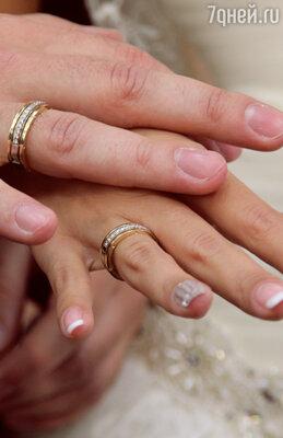Кольца Алексея и Розы