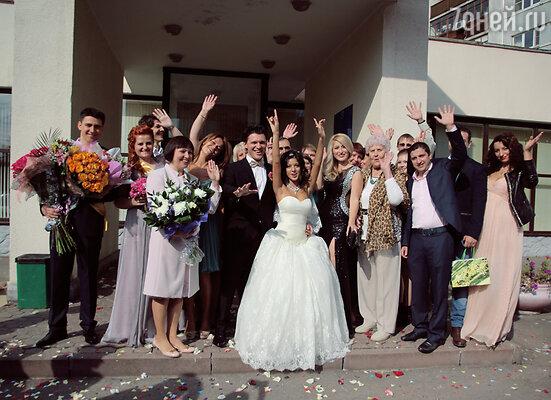 Свадьба Алексея Кабанова