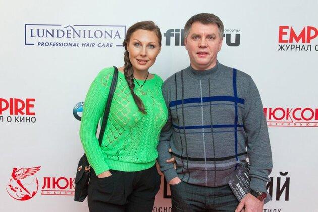 Наталья Бочкарева с Николаем Борисовым