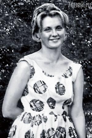 Мама Андрея Леонова