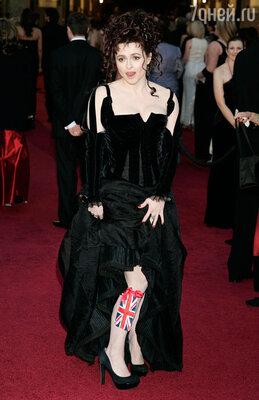 Хелена Бонэм-Картер. 2011 г.