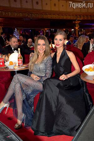 Жанна Мартиросян и Кристина Асмус