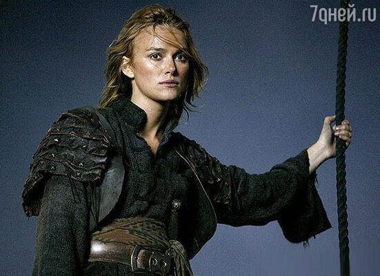 В фильме «Пираты Карибского моря: На краю света». 2007 г.