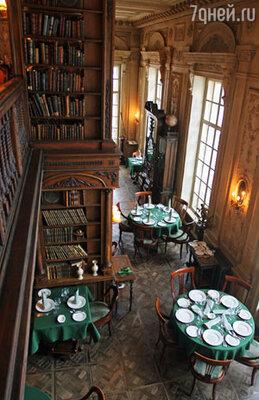 Ресторан «Кафе «Пушкинъ»