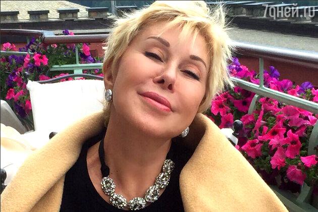 Певица Любовь Успенская накормила своих близких вкусным завтраком