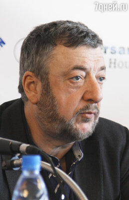 Кинорежиссер Павел Лунгин