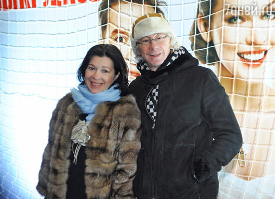 Аркадий Укупник (справа)