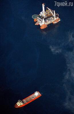 Катастрофа в Мексиканском заливе, по одной из версий, тоже предвестник конца света