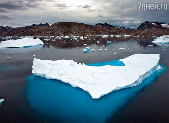 Единственный неоспоримый аргумент сторонников теории глобального потепления — постепенное уменьшение площади ледников Антарктиды