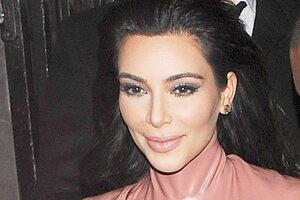 Ким Кардашьян заговорила о появлении третьего ребенка