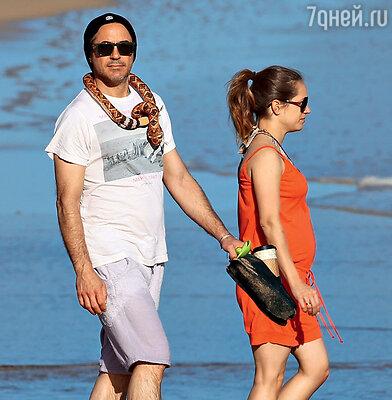 Роберт Дауни с супругой Сьюзен