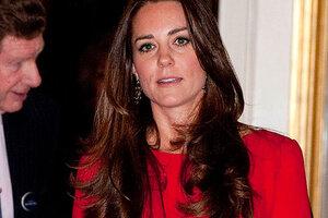 Кейт Миддлтон и Елизавета II устроили прием для кинозвезд