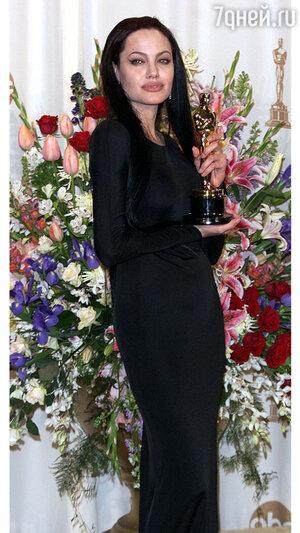Анджелина Джоли, 2000 год
