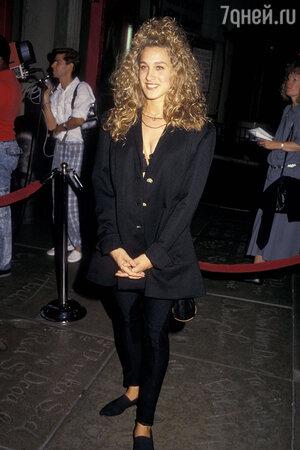 Сара Джессика Паркер, 1987 год