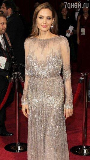 Анджелина Джоли, 2014 год
