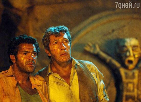 Кадр из фильма «Джунгли зовут! В поисках Марсупилами»