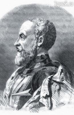 Великий магистр де ла Валлетт. Во время его правления проведение карнавалов стало традицией