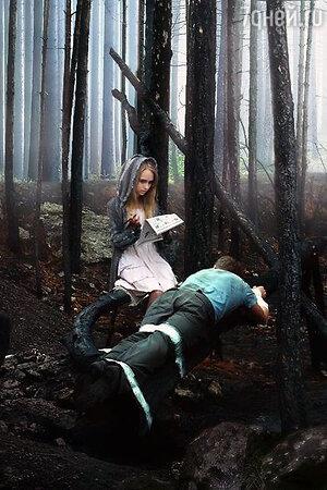 Кадр из фильма «Юленька». 2009 г.