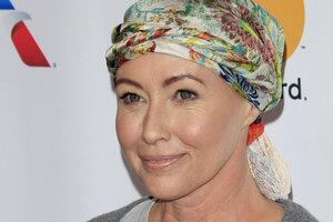 Больная раком Шэннон Доэрти призналась, что люди ее боятся