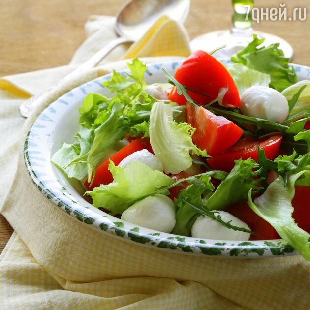 Полезный салат от Тутты Ларсен