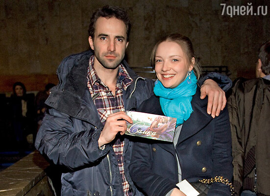 Катя Вилкова и Илья Любимов — одна из самых красивых актерских пар