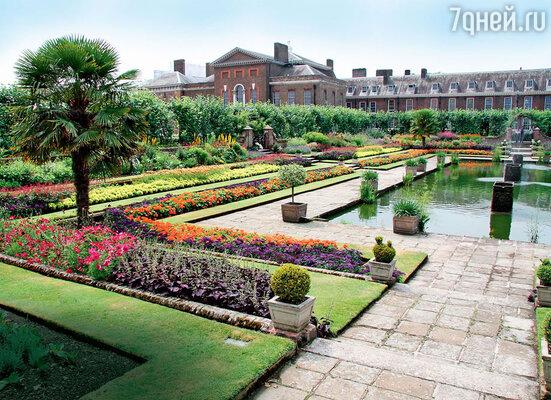 Кенсингтонский дворец — здесь находится резиденция Уильяма и Кэтрин, но, возможно, они здесь не одни...