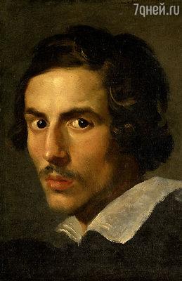 Лоренцо целые дни проводил в ватиканских мастерских, обрабатывая мрамор и учась передавать в нем любую фактуру. Фото репродукции автопортрета Лоренцо Бернини, 1623 г.